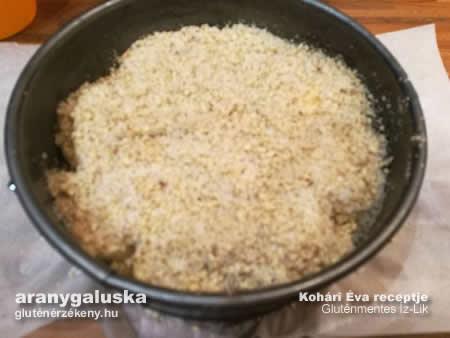 gluténmentes aranygaluska recept | Íz-Lik
