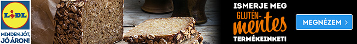 Lidl gluténmentes élelmiszerek - gluténmentes kenyerek, kekszek