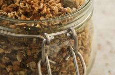 Házi granola -  15 perc alatt, hozzáadott cukor nélkül