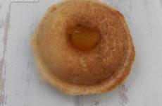 Mini gluténmentes fánkok - tejmentesen édesítőszerrel