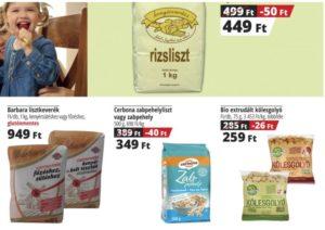 auchan gluténmentes élelmiszerek
