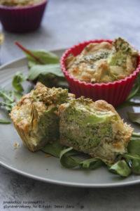 Brokkolis tojásmuffin - gluténmentes receptek