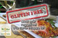 Újdonságok a Köleskonyha gluténmentes étteremben!