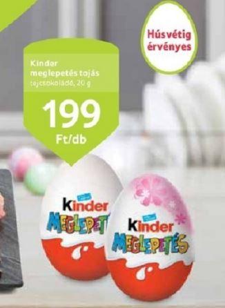 TEsco-04.06.-04.13- gluténmentes Kinder-tojás