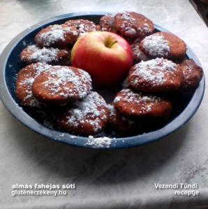 almás fahéjas gluténmentes süti