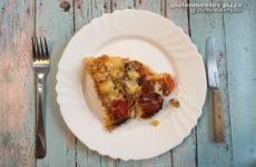 Gluténmentes pizza recept - köles-, kukorica- és rizsliszt alapon
