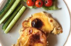 Tepsis gluténmentes bundás kenyér - reggeli ahogy Vica készíti