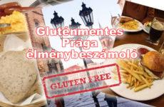 Prágai gluténmentes körkép - Vica élménybeszámolója