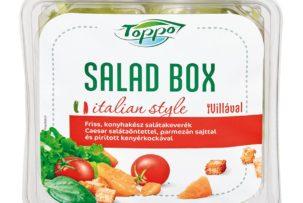 gluténmentes saláta lidl