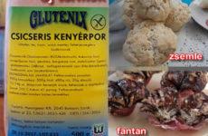 Új gluténmentes lisztkeverék - csicseris kenyérpor