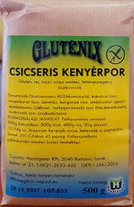 glutenix csicseris gluténmentes kenyérport