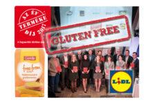 Bővülő gluténmentes élelmiszerválaszték a Lidl üzletekben, amelyeket az Év Terméke díjjal is elismertek