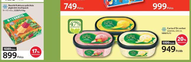 akciós gluténmentes termékek aprilis Tesco