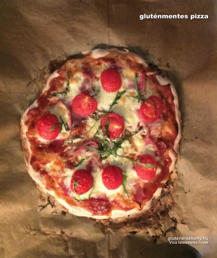 aby liszttel készült gluténmentes pizza recept