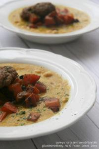 currys csicseriborsófőzelék gluténmentes recept