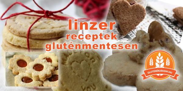 linzer receptek