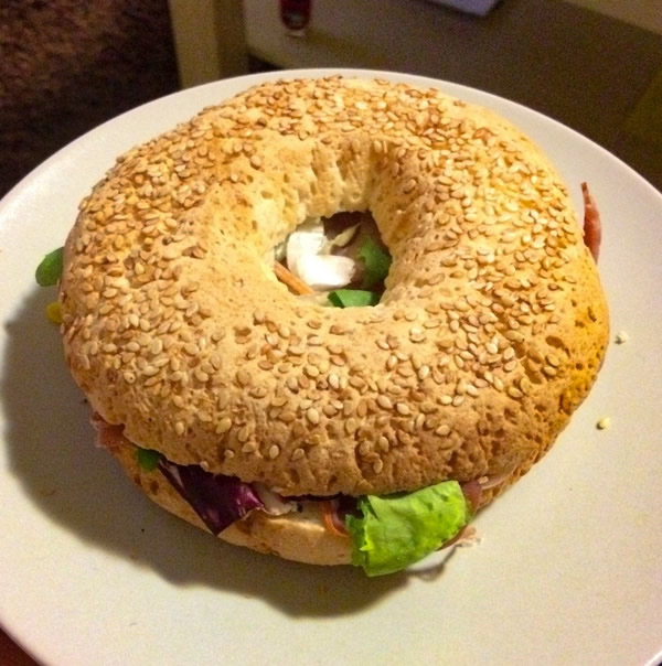 gluténmentes péksütemény.szendvics