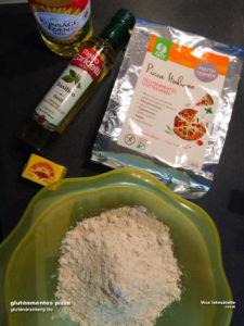 gluténmentes pizza recept aby gluténmentes lisztkeverék