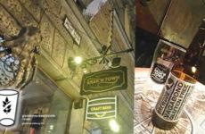 Gluténmentes sörök a körúton - Krak'n Town söröző