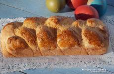Húsvéti sós gluténmentes kalács
