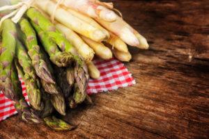 A spárga jól beépíthető a gluténmentes étrendbe