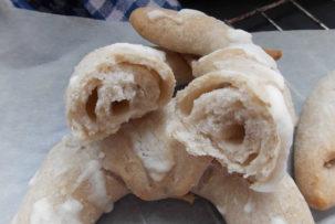 gluténmentes teffes kifli recept
