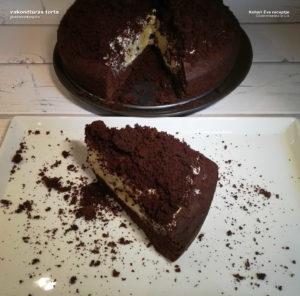 gluténmentes vakondtúrás torta