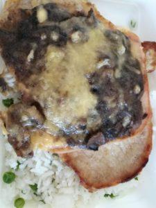 Óvári sertésborda gluténmentes ebéd házhozszállítás