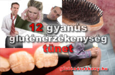 A 12 legfontosabb tünet, amikor felmerül a gluténérzékenység gyanúja
