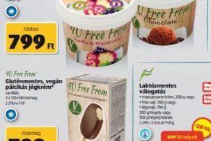 Aldi akciós gluténmentes termékek