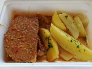 Szederinda - Kolbásszal töltött vagdalt gluténmentes étel házhozszállítás