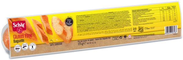 Schär Baguette gluténmentes bagett