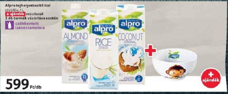 Tesco-05.03-05.10-Alpro gluténmentes növényi italok