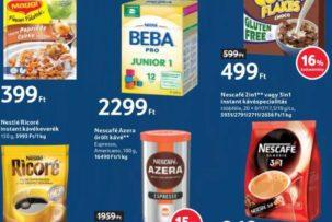 Nestle gluténmentes termékek