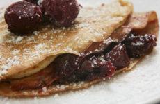 Amarántlisztes palacsinta – egyszerű kevert recept
