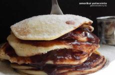 Gyors gluténmentes amerikai palacsinta recept