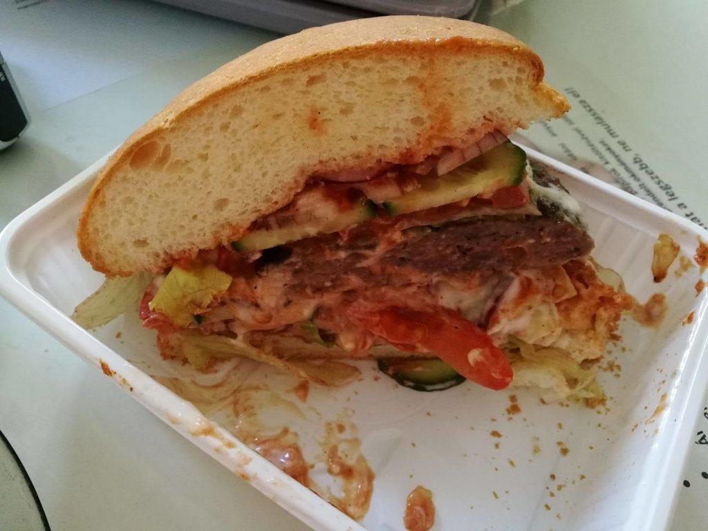 gluténmentes hamburger rendelés Szederinda Étterem
