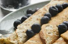 Klasszikus túrós palacsinta –  egészségesen, gluténmentesen