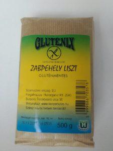 glutenix gluténmentes zabpehely liszt