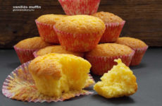 Vaníliás gluténmentes muffin egyszerűen