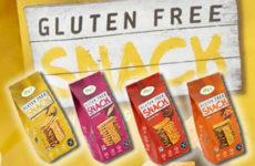 4 féle új gluténmentes snack az ABY-tól - már kaphatóak!