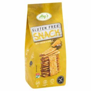 aby szezámmagos gluténmentes snack