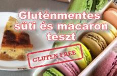 Glutenfree sweet-shop tour 4. - gluténmentes sütemények tesztje