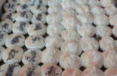 Tündi sajtos köménymagos korongjai
