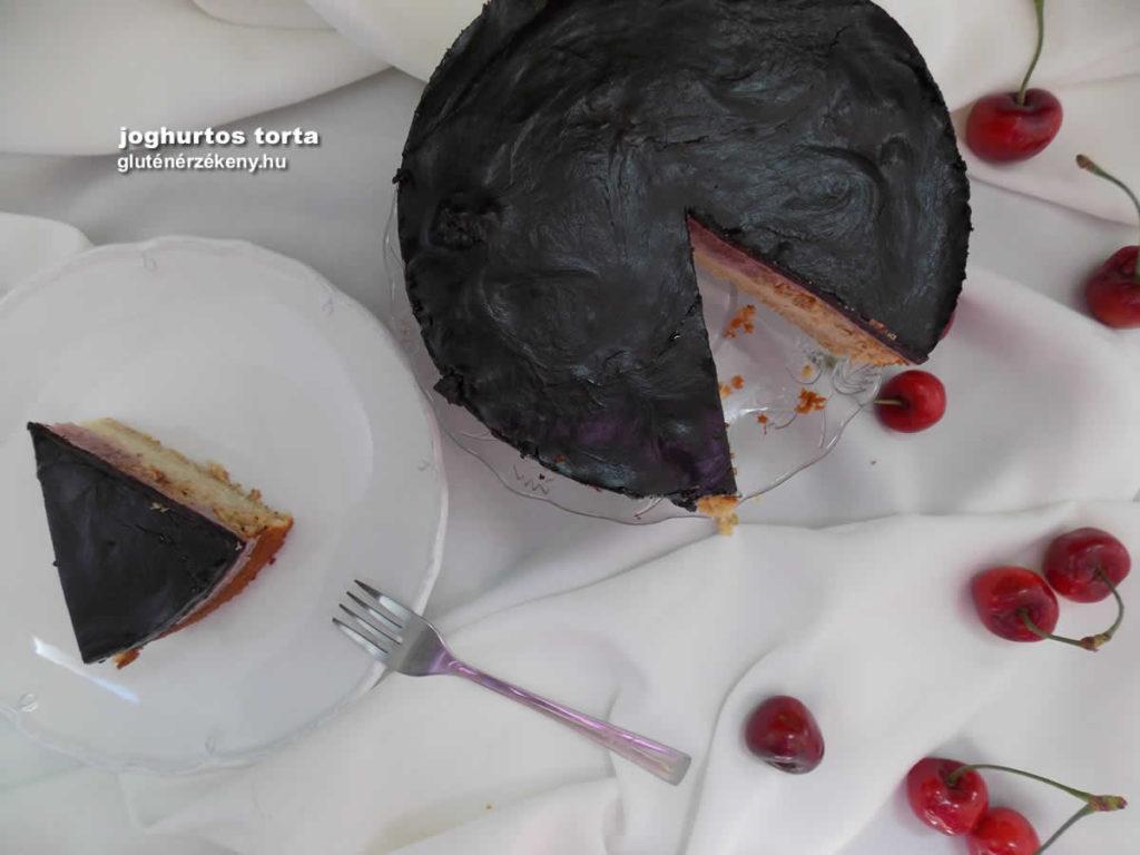 tejmentes gluténmentes torta recept | gluténmentes sütemény és gluténmentes torta receptek