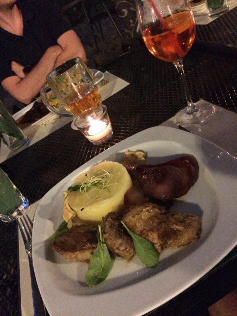 Hubertus Hof gluténmentes étkezés Balatonfenyves