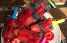 Gyümölcsös jégkrém ötlet Vicától - nem csak gluténérzékenyeknek!