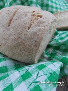 gluténmentes kenyér recept | gluténmentes kenyérsütés