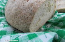 Többlisztes IR barát, gluténmentes kenyér