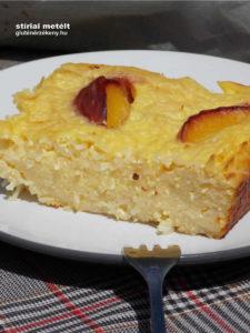 gluténmentes stíriai metélt recept | gluténmentes sütemények